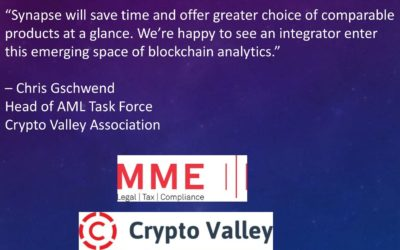 MME – Crypto Valley Association